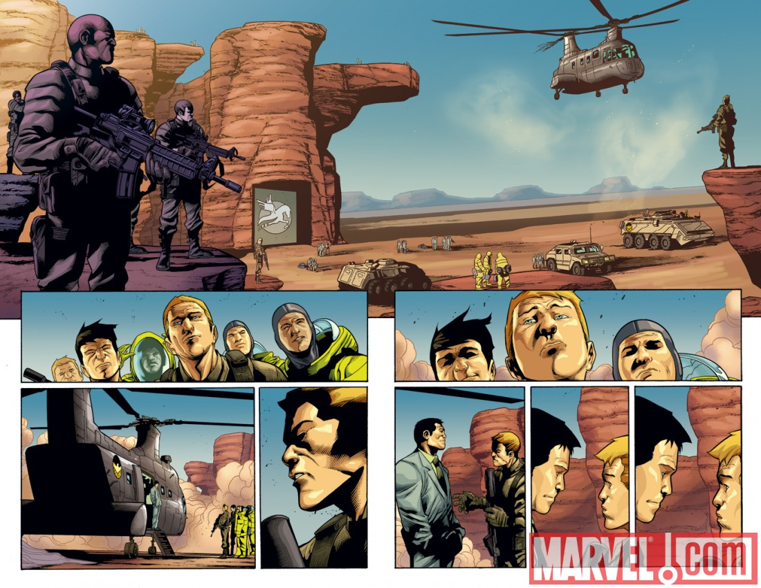 ULTMYST_1_Preview1 First Look At ULTIMATE COMICS MYSTERY #1