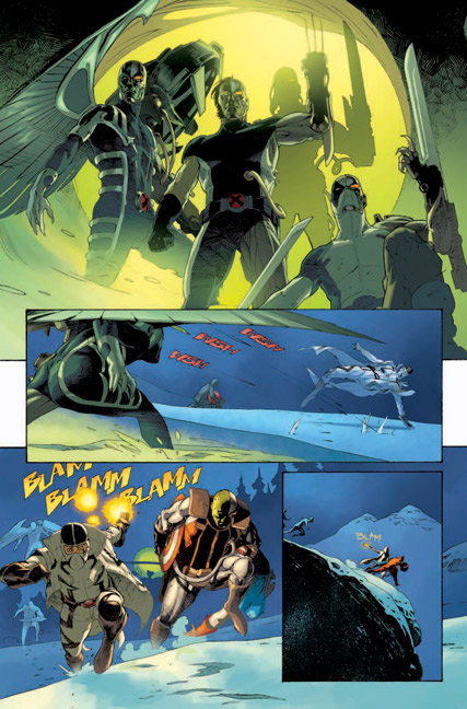 UNCANNY_XFORCE_6_Preview4 First Look at UNCANNY X-FORCE #6