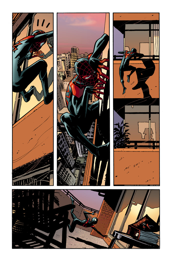 UltimateComicsSpiderMan_7_Preview2 First Look at ULTIMATE COMICS SPIDER-MAN #7