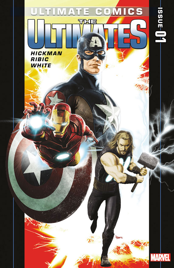 UltimateComicsUltimates_1_Cover First Look At ULTIMATE COMICS ULTIMATES #1