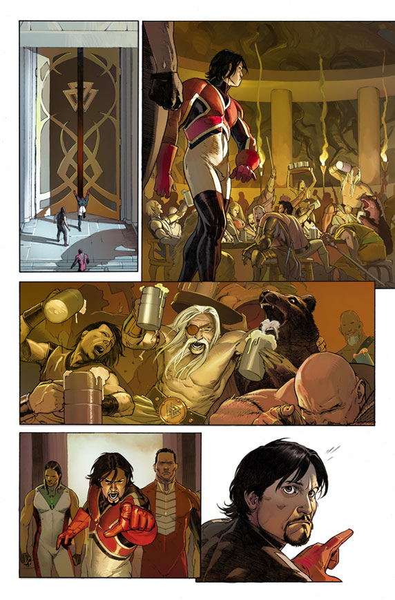 UltimateComicsUltimates_1_Preview3 First Look At ULTIMATE COMICS ULTIMATES #1