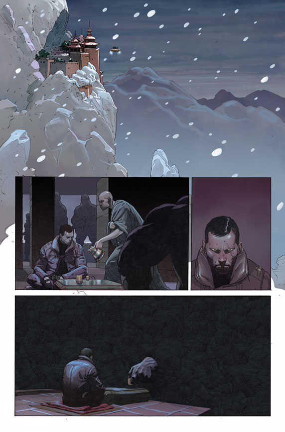 UltimateComicsUltimates_7_Preview3 First Look at ULTIMATE COMICS ULTIMATES #7