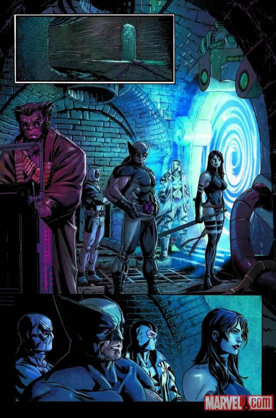 UncannyXForce_11_Preview1 First Look at UNCANNY X-FORCE #11
