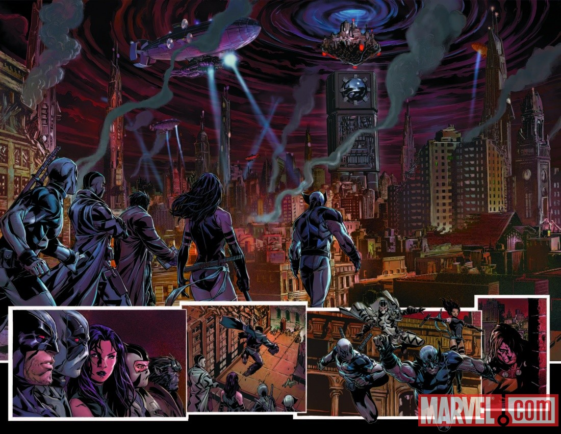 UncannyXForce_11_Preview4 First Look at UNCANNY X-FORCE #11