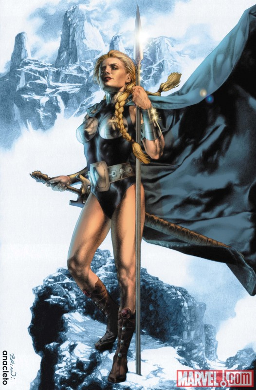VALKYRIE_1_Cover First Look At VALKYRIE #1