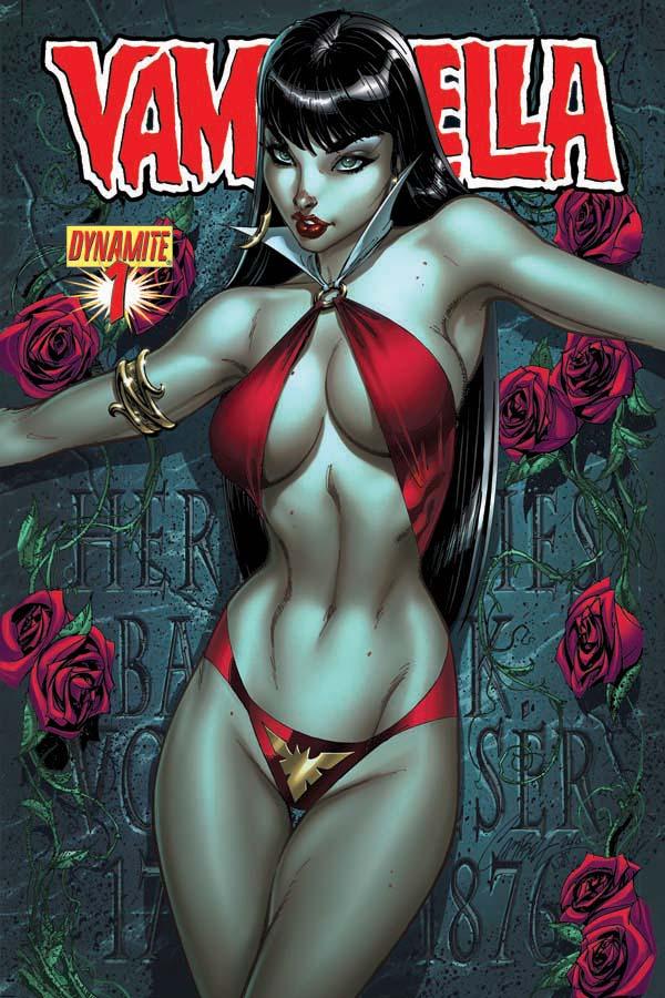 Vampi01-cov-Campbell Dynamite Presents A First Look At VAMPIRELLA #1