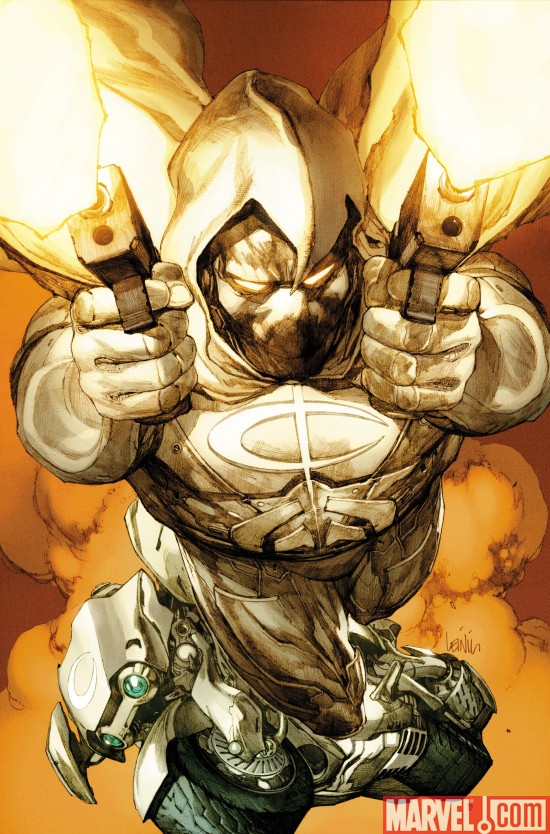 VengeanceofTheMoonKnight_01_Cover Vengeance Of The Moon Knight #1 Preview