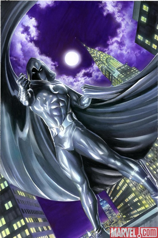 VengeanceofTheMoonKnight_01_RossCover Vengeance Of The Moon Knight #1 Preview