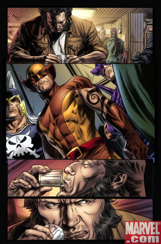 WOLV33_1 Wolverine Origins #33 Preview