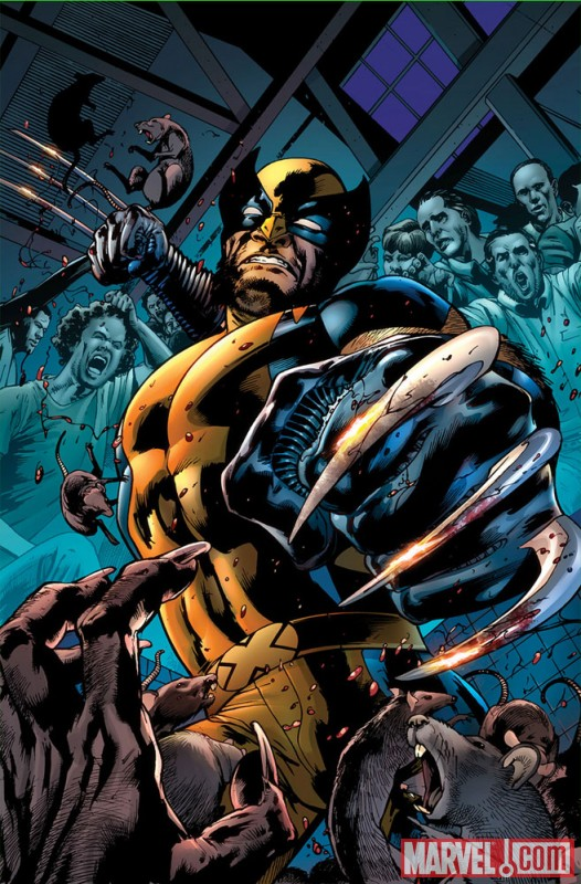 WOLVBEST_1_cover First Look At WOLVERINE: THE BEST THERE IS #1