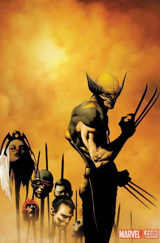 WOLVERINE_7_Cover First Look At WOLVERINE #7