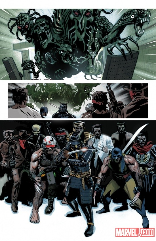 WOLVERINE_7_Preview2 First Look At WOLVERINE #7