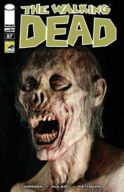 Walking_Dead_87_250_wide PREVIEWS Announces 2011 Exclusives for SDCC 2011