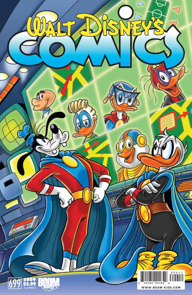 WaltDisneyComics_699_2ndprint Walt Disney's Comics And Stories #699 sells out in one day