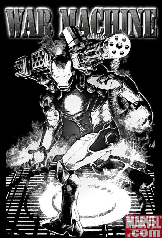 WarMachine_DigitalComic War Machine Rockets Onto Marvel Digital Comics Unlimited
