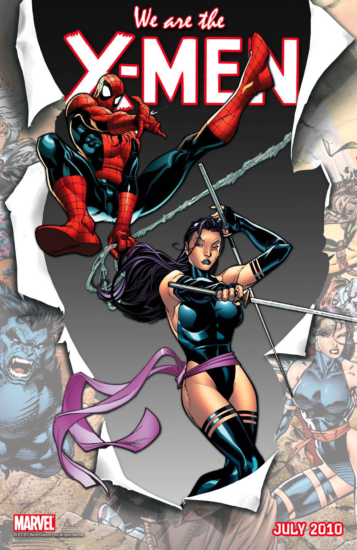 WeAreTheX-Men_01 They Are The X-Men