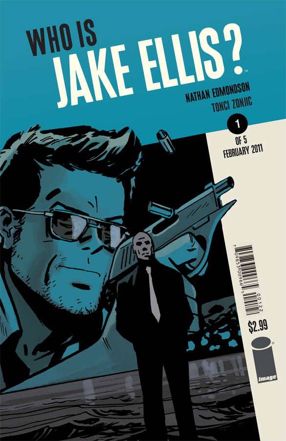 Who-Is-Jake-Ellis-01-2nd-printing First issue of WHO IS JAKE ELLIS? sells out at distribution level