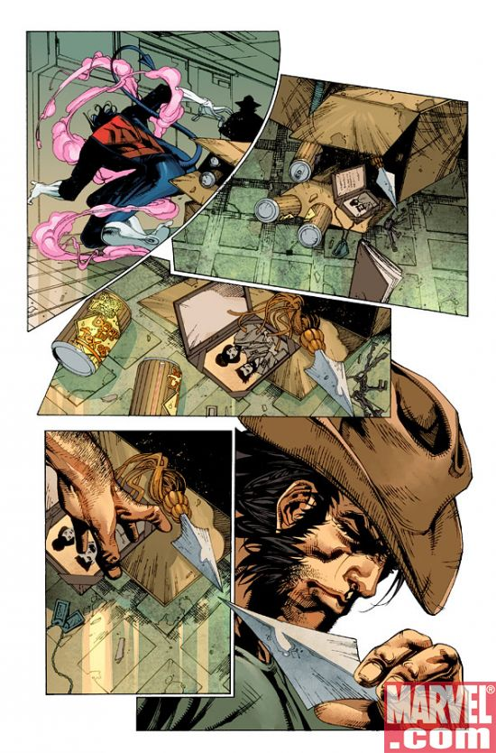 WolverineMD_01_Preview3 Wolverine: Manifest Destiny #1 Preview
