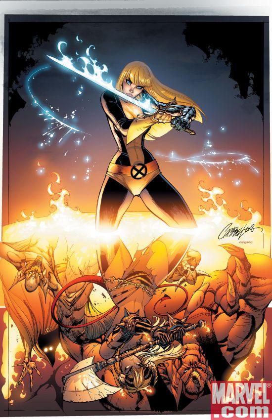 X-Infernus_01_VariantCover X-Infernus Saga Teleports To Marvel Digital Comics For Free
