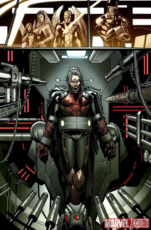X-Men_03_Preview2 New Look At X-MEN #3