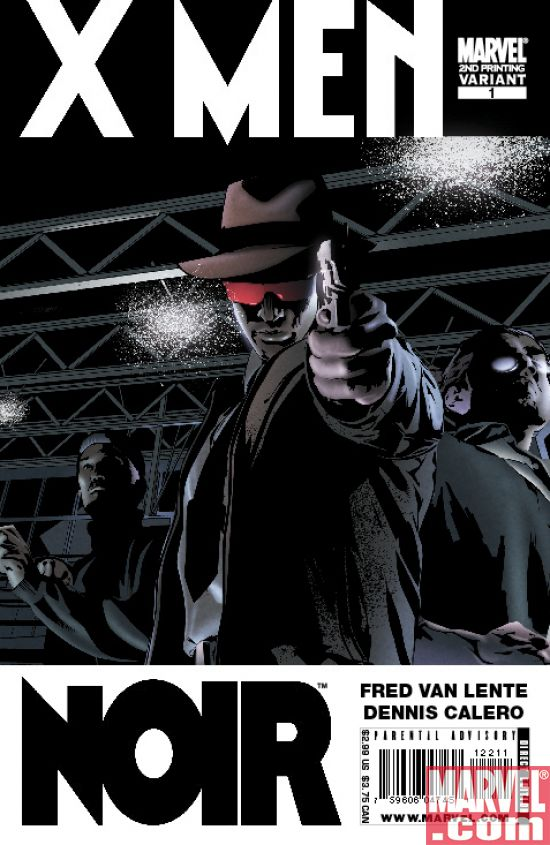 X-Men_Noir_01_SecondPrinting X-Men Noir #1 Sells Out And Returns With New Printing