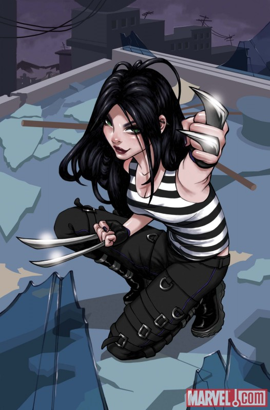 X23_01_Cover New Look at WOLVERINE GOES TO HELL