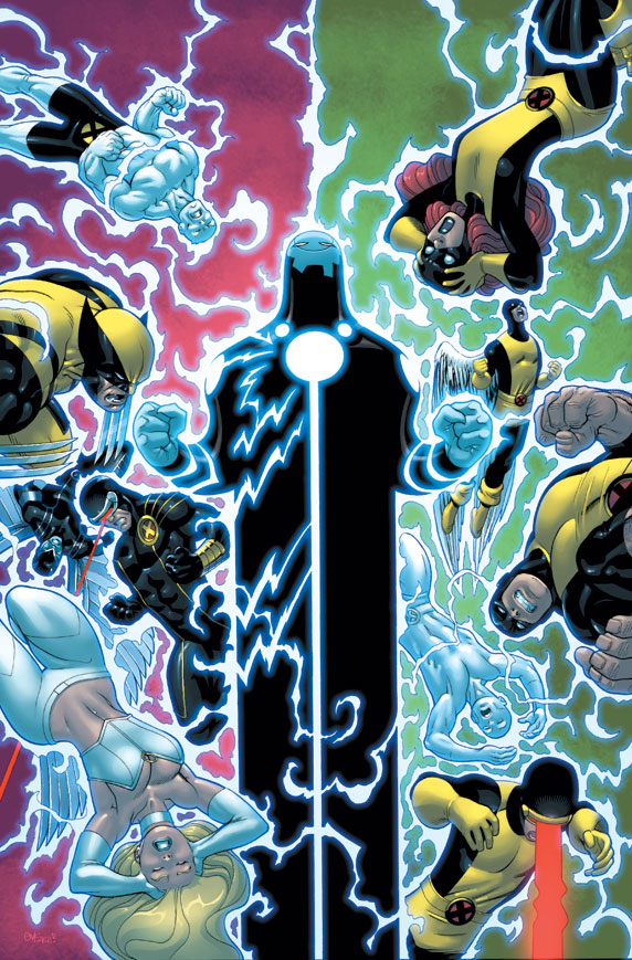 XMEN_12_COVER First Look At FIRST TO LAST: Chapter 2