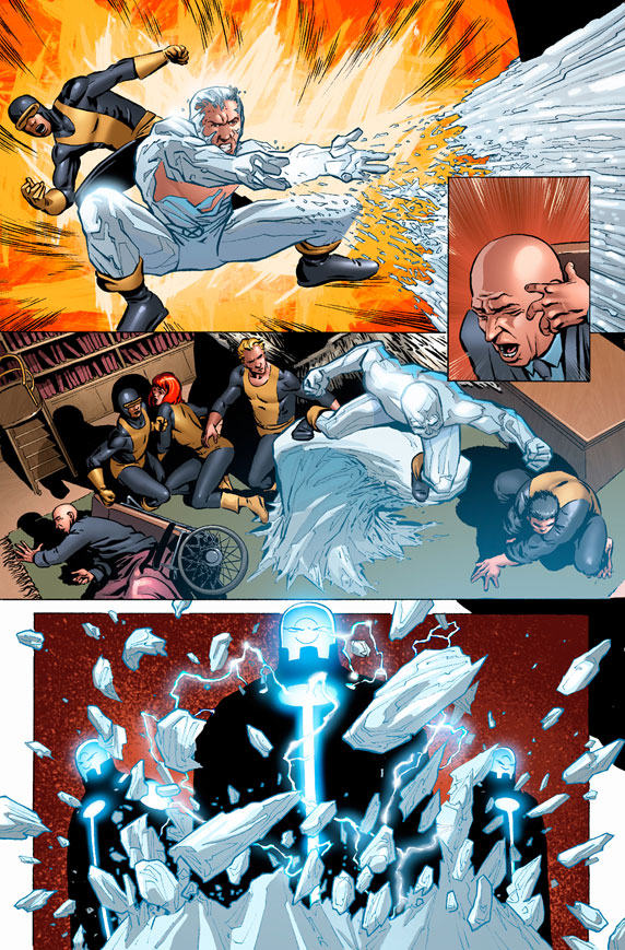 XMEN_12_Preview2 First Look At FIRST TO LAST: Chapter 2