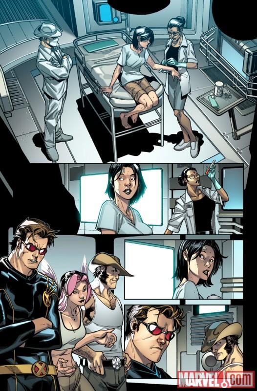 XMEN_1_Preview6 First Look At X-Men #1