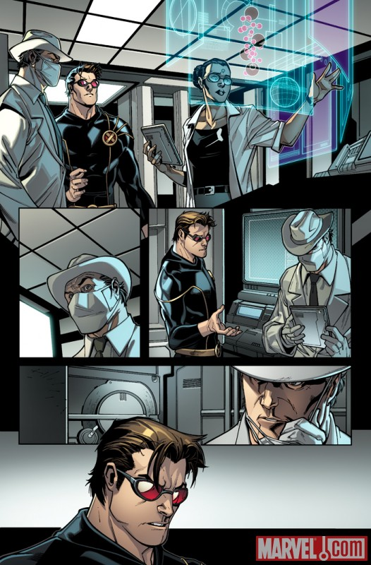 XMEN_1_Preview7 First Look At X-Men #1