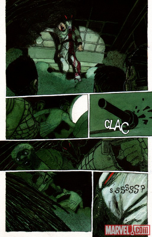 XM_SMOKE_1_Preview6 First Look At X-MEN: CURSE OF THE MUTANTS SMOKE AND BLOOD #1