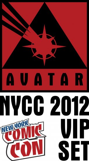 a67954f514240830e1e89d4dcaf72688.image_.306x550 Avatar Press NYCC 2012 Exclusives and VIP Packages