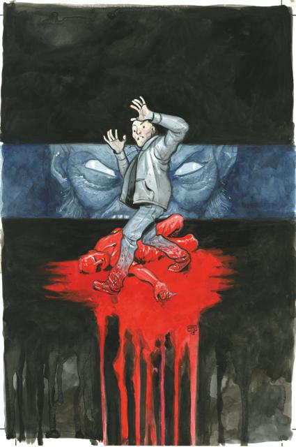 badblood Jonathan Maberry brings BAD BLOOD to Dark Horse
