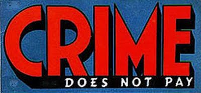 crimedoesnotpay CRIME DOES NOT PAY comes to Dark Horse
