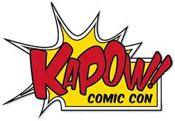 kapowcomicccon Kapow! Comic Convention updates 2012 guest list