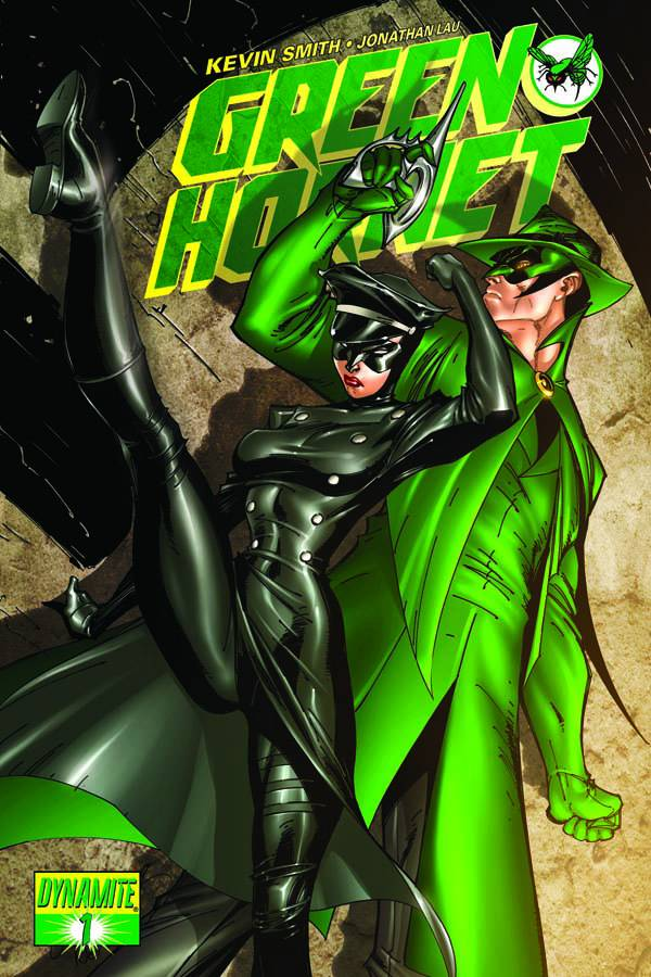 kevin-smith-green-hornet-1 Kevin Smith signs GREEN HORNET LIMITED EDITION HARD COVER