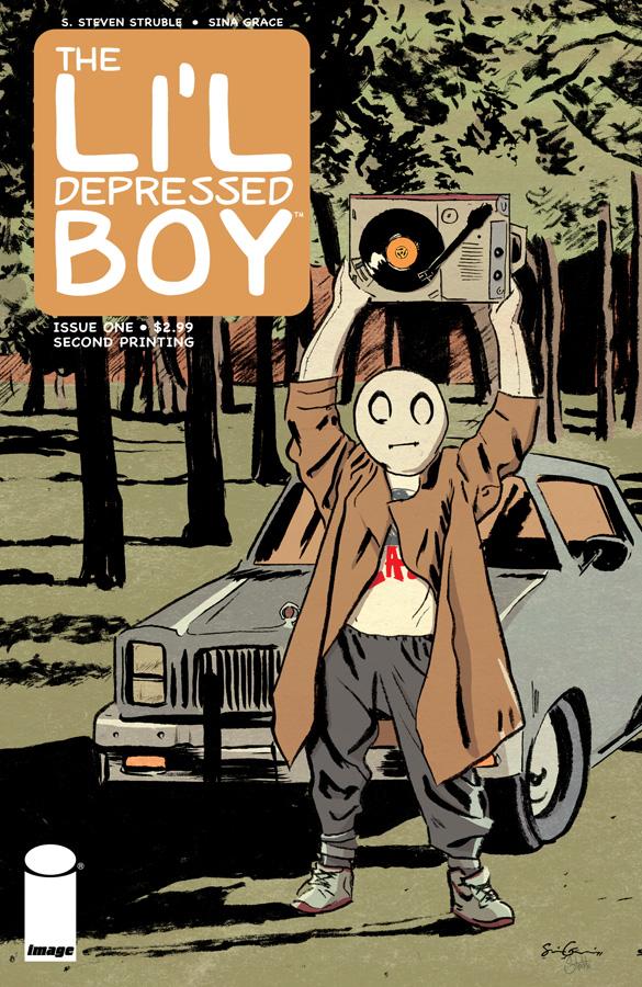 lildepressed_2nd L'IL DEPRESSED BOY #1 gets second printing