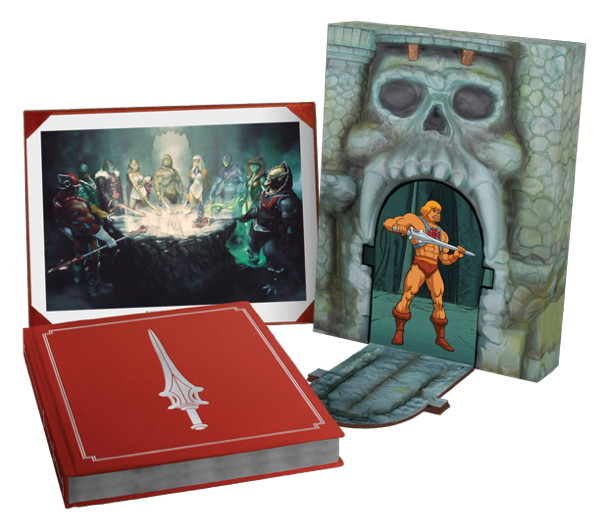 mastersltdimg ART OF HE-MAN now includes limited edition release