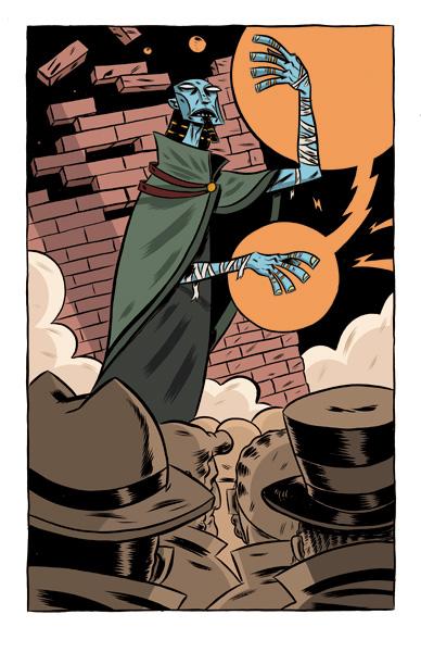 nyarlathotep_int_02 BOOM! Studios Brings H.P. Lovecraft's Nyarlathotep To Life