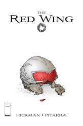 redwing_cover-1 Jonathan Hickman Debuts THE RED WING at Image in July
