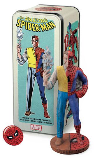 spidey_darkhorse Dark Horse to offer exclusive SDCC 2011 Spider-Man Syroco