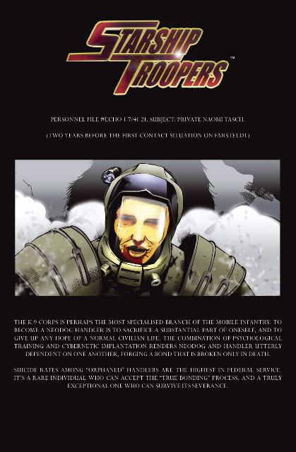 starshiptroopers11_2 AAM/MARKOSIA's Announces Troopers One-Shot WAR STORIES