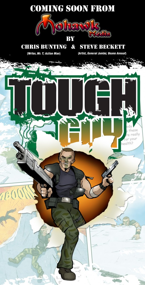 toughguyteaser The Tough gets going with Mohawk Media
