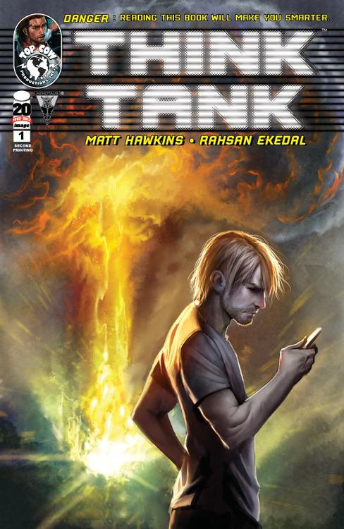 tumblr_m8cmcr1ilj1qj97xmo1_500 Image Comics/Minotaur Press THINK TANK #1 to get 2nd printing