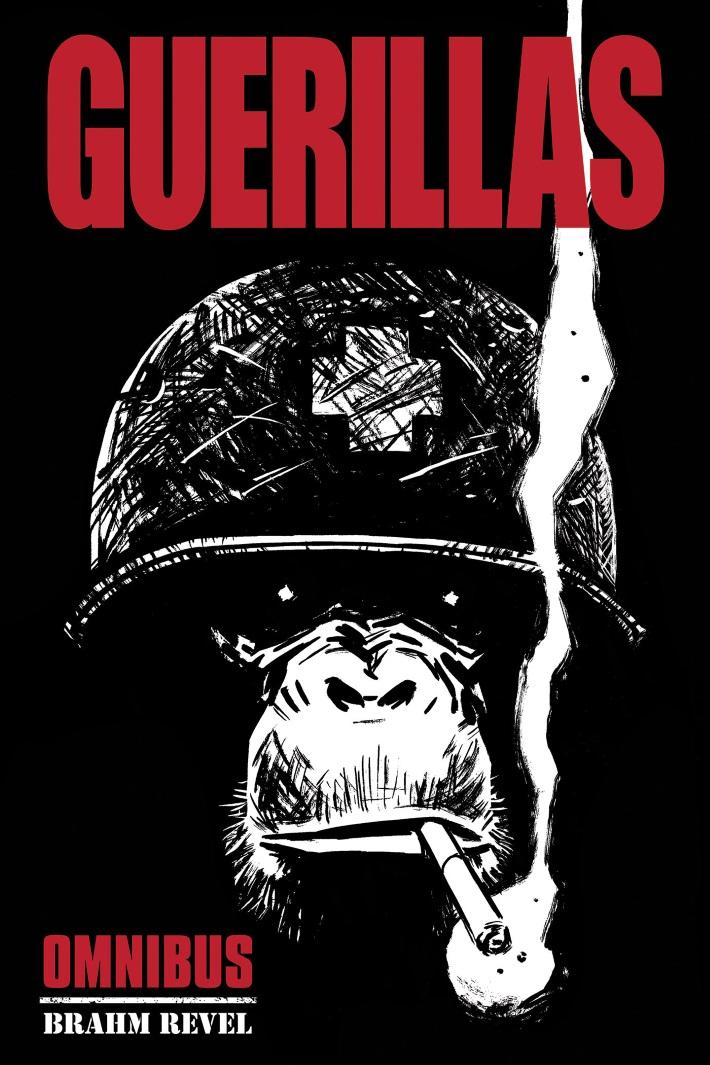 1209ffee-2966-4120-8669-7511fb5dd2bc Oni Press releases GUERILLAS in an omnibus edition