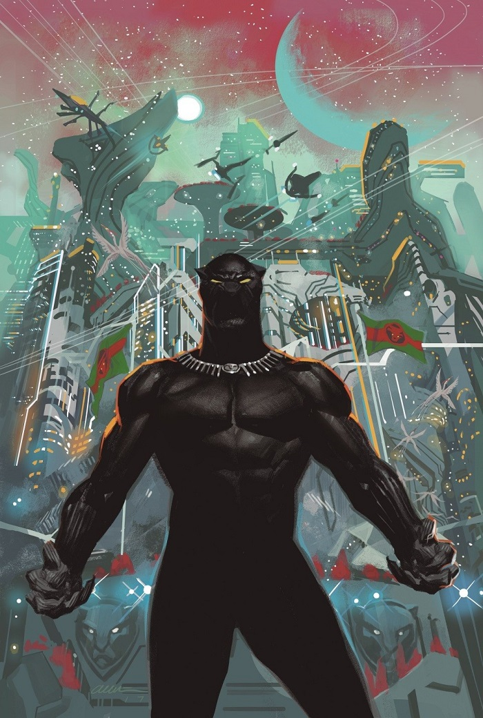 207793_1190384_1 BLACK PANTHER #1 to feature all-new creative team and all-new direction