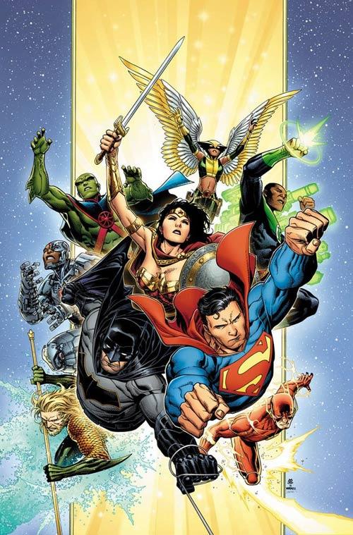 208970_1197883_1 Jim Cheung and Jorge Jiménez to draw Scott Snyder's JUSTICE LEAGUE series