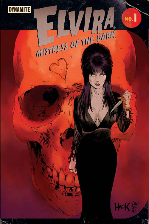 210773_1204020_5 Dynamite Entertainment partners with Elvira for new comic book line