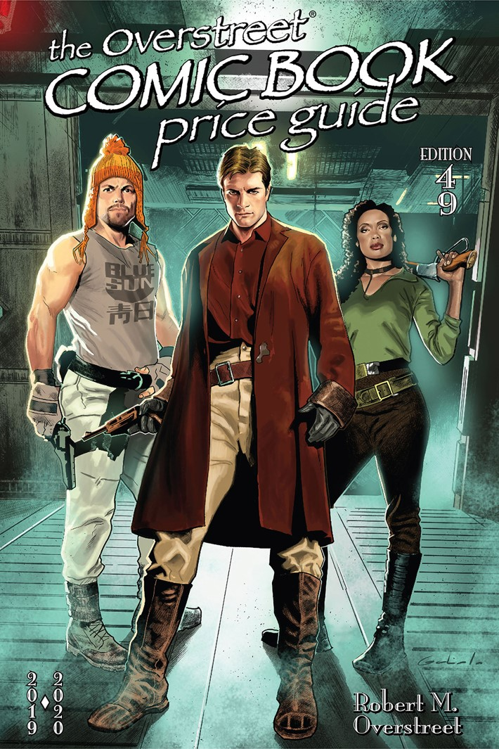 227438_1304673_4 FIREFLY featured on Overstreet Comic Book Price Guide #49 cover