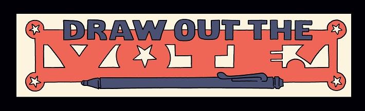 4935e518-c99b-4140-953f-de9dba1959fd Oni Press helps Drawoutthevotes that are Left